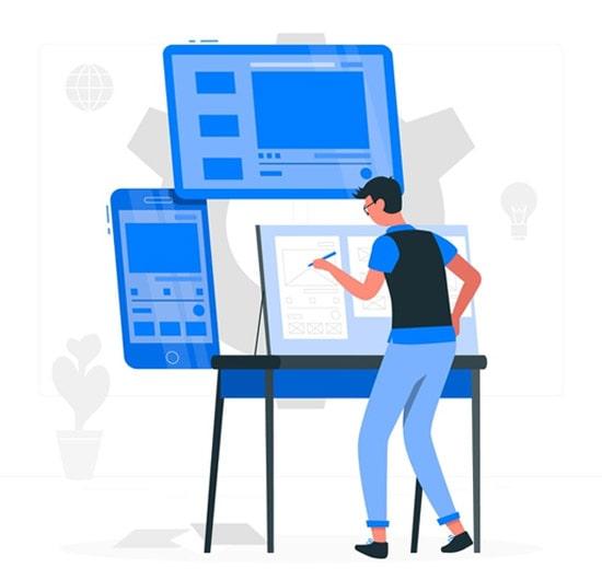 Website Designing Tilak Nagar Delhi